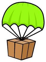 Dropload logo