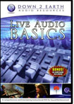 Live Audio Basics DVD