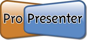 ProPresenter web logo
