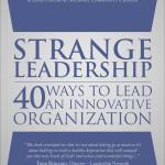 Strange Leadership book cover high res