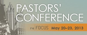 MB - Pastor's Conference 2013