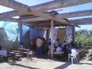Sister church in Haiti