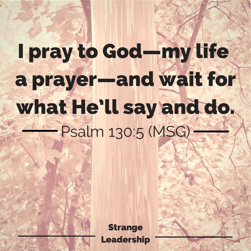 SL prayer and Scripture