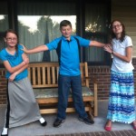 My kids first day of school Aug 2014