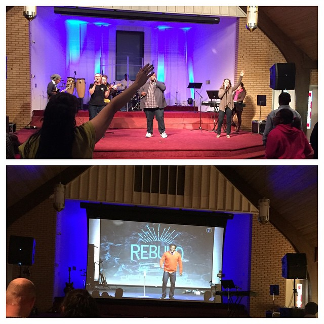 First Sunday in Rock Hill