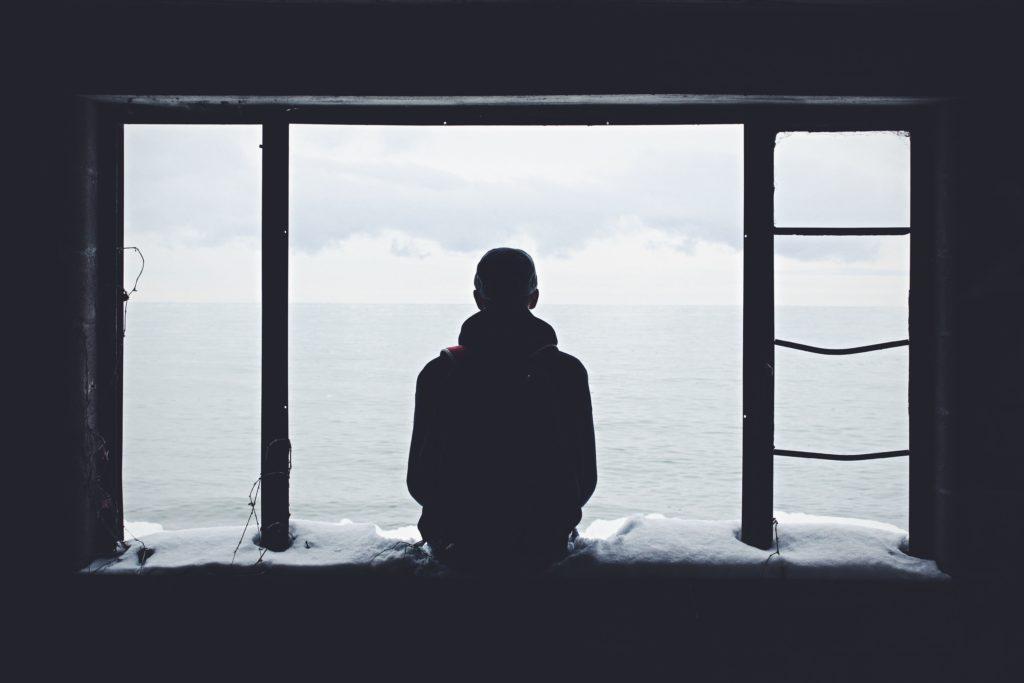 contempating